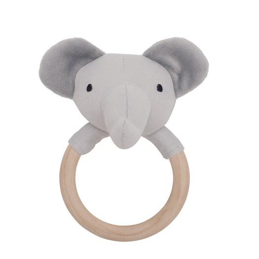 Jabadabado skallra träring elefant