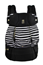 LILLEbaby bärsele Complete All Seasons, black of the same stripes