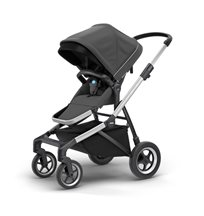 Thule Sleek sittvagn, shadow grey