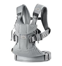 Babybjörn bärsele One Air, silver mesh