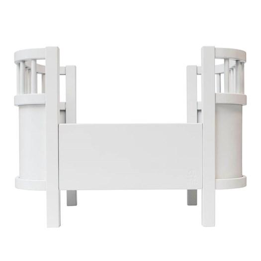 Sebra docksäng, vit