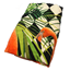La Millou filt 100% bambu, jungle leave (zebra & flamingo)