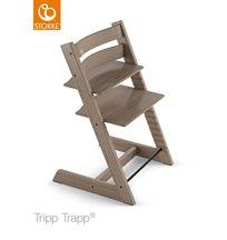 Stokke Tripp Trapp matstol & babysetbygel + bricka