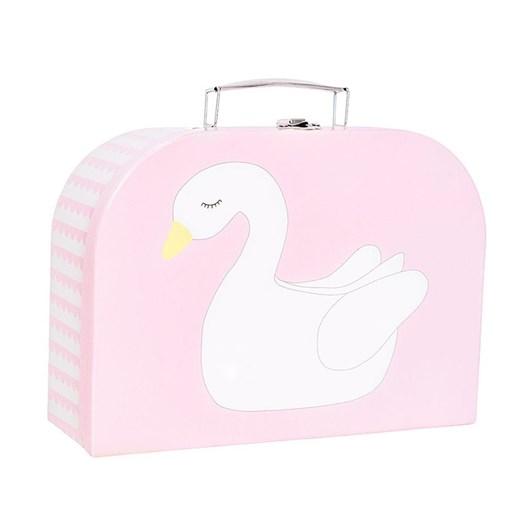 Jabadabado pappväska 2-pack, svan & flamingo