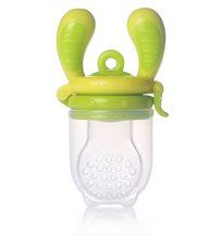 Kidsme Food Feeder 6m+, lime