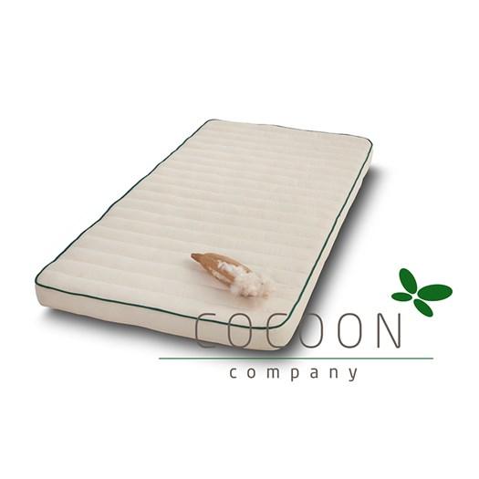 Cocoon Company ekologisk madrass juniorsäng 70 x 140 cm