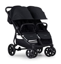 Crescent Duo Lightway sittvagn, black