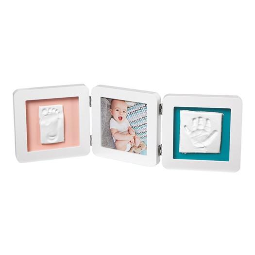 Baby Art my baby touch fotoram/2 avgjutningar, vit