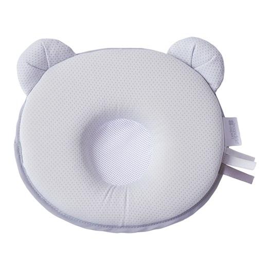 Candide Panda Air babykudde, ljusgrå