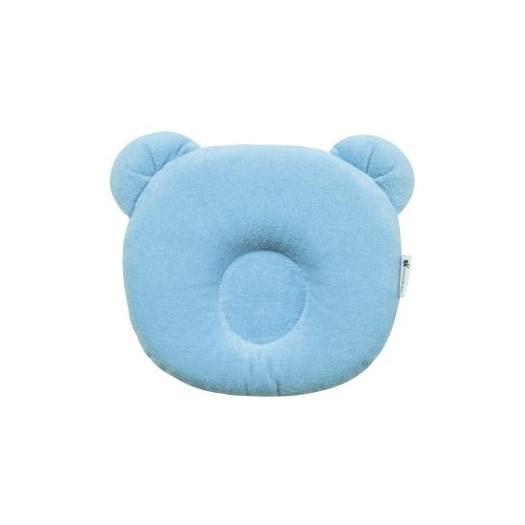 Candide Panda babykudde, blå