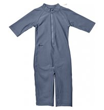 Liewood UV-dräkt/jumpsuit Kyle Swim stl 56/62, blue wave