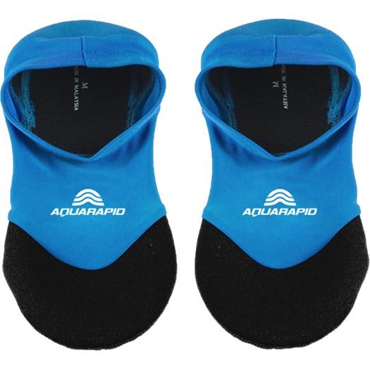 Aquarapid neosocks badstrumpa antihalk blå, stl 22-23