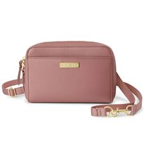Skip Hop Greenwich hip pack, dusty rose