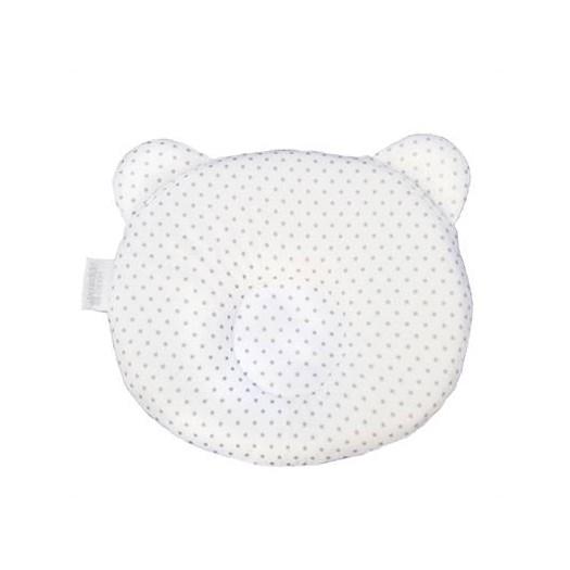 Candide Panda babykudde, stjärna grå