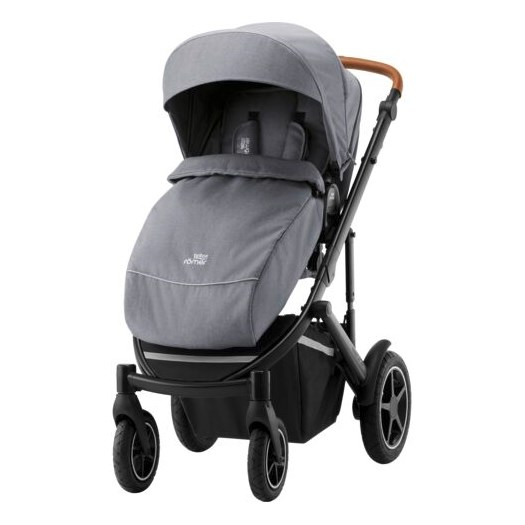 Britax Smile 3 footsack, frost grey