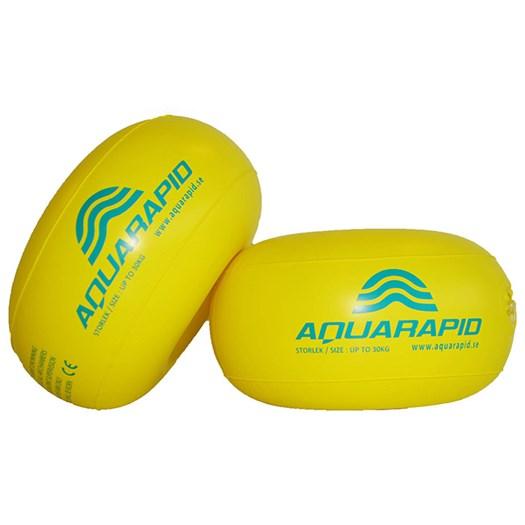 Aquarapid aquarings armringar 0-30 kg, gul