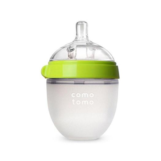 Comotomo nappflaska 150 ml, grön