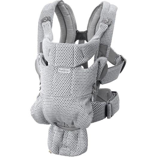 Babybjörn bärsele Move, grå 3D mesh