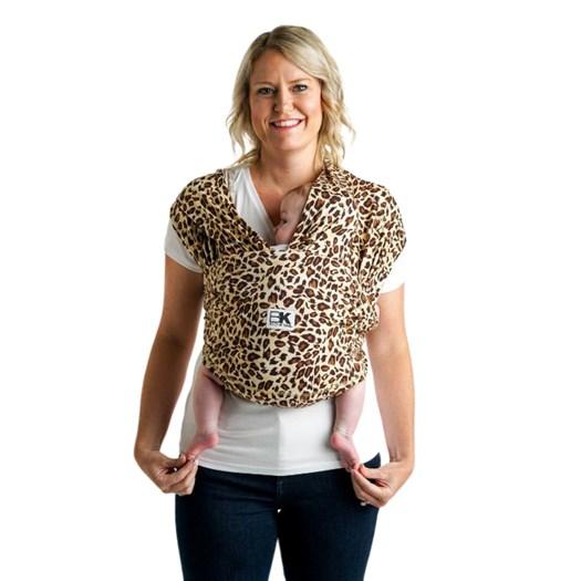 Baby K´tan bärsjal leopard love, stl L, L