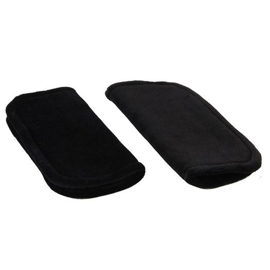 Carlobaby bältesskydd 2-pack, svart