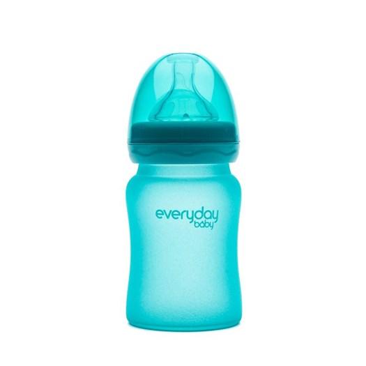 Everyday Baby nappflaska med värmeind 150 ml, turkos