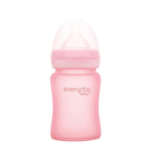 Everyday Baby nappflaska glas 150 ml, rose pink