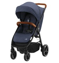 Britax B-Agile R, navy ink/brown