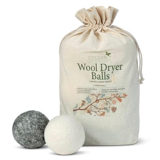 Cocoon Company ekologiska torkbollar i ull, 6-pack