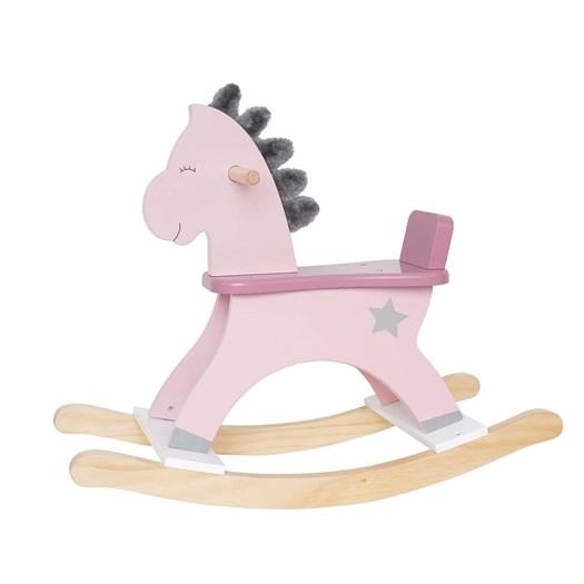 Jabadabado gungdjur häst rosa