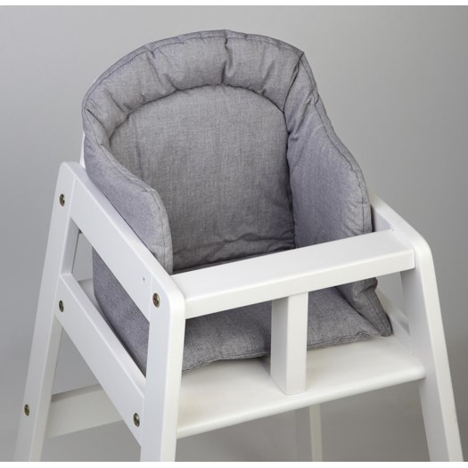 NG Baby stolsdyna, grå