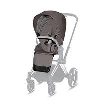 Cybex Priam seat pack, manhattan grey plus