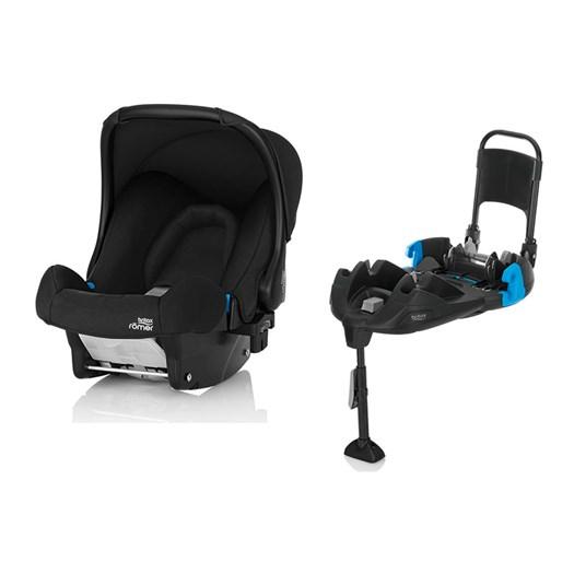 Britax Römer Baby-Safe babyskydd + bältad bas, valfri färg