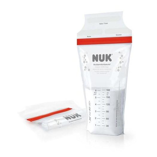 NUK bröstmjölkspåsar 25-pack