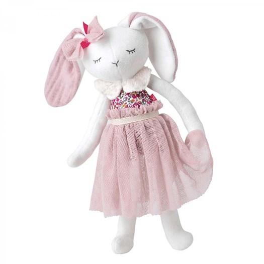 Kikadu kanindocka stor, rosa