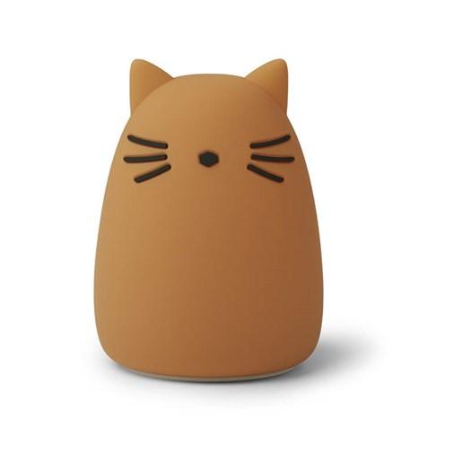 Liewood nattlampa Winston, cat mustard