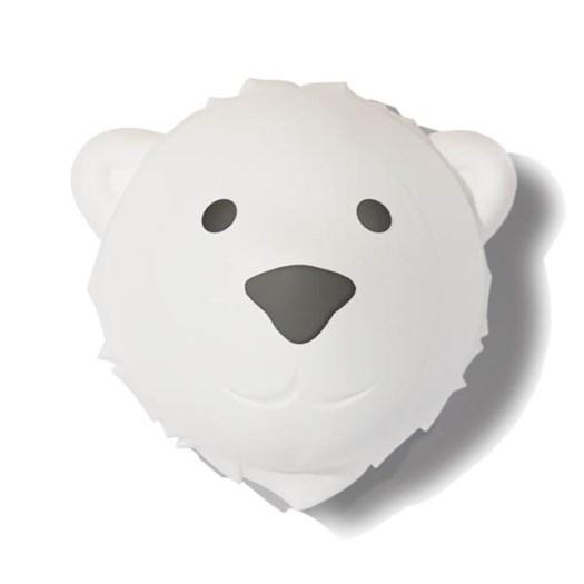 Flow nattlampa vägg, björn