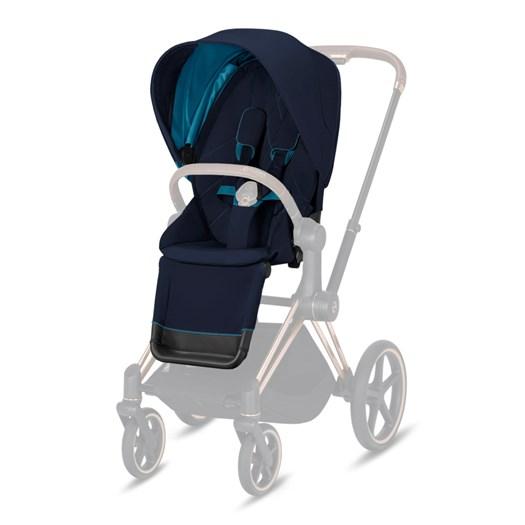 Cybex Priam seat pack, nautical blue