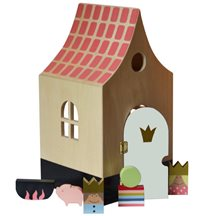 KIDS by FRIIS put & play house