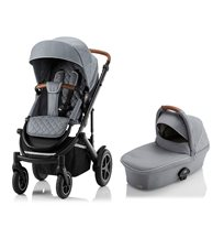 Britax Smile 3 duovagn ltd edt, nordic grey