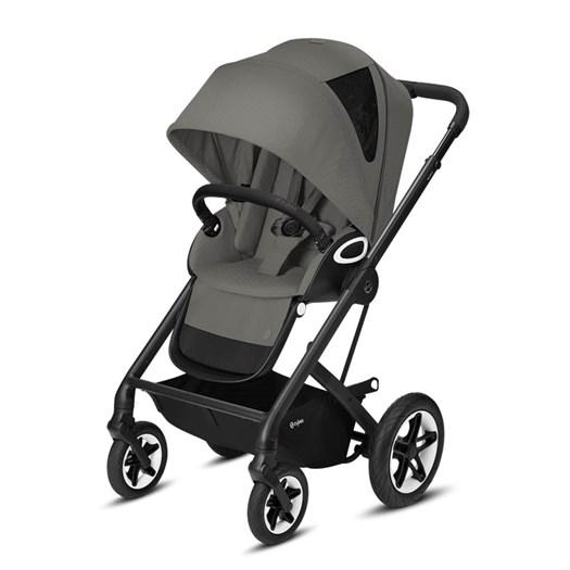 Cybex Talos S Lux sittvagn soho grey/svart chassi