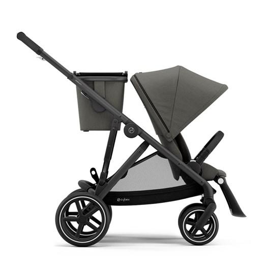 Cybex Gazelle S sittvagn soho grey/svart chassi