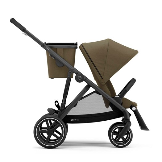 Cybex Gazelle S sittvagn mid beige/svart chassi
