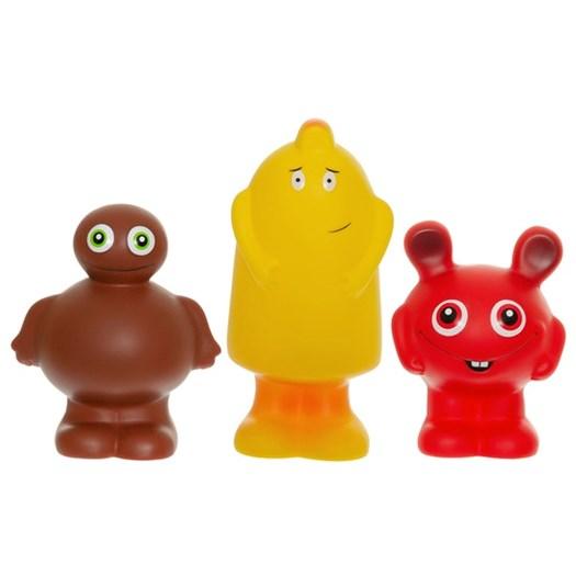 Babblarna plastfigurer 3-pack - Babba, Bibbi & Bobbo