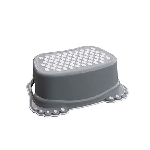 Kaxholmen badrumspall, grå anti-slip