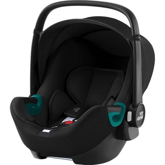 Britax Römer Baby-Safe3 i-Size, space black
