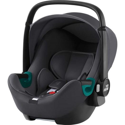 Britax Römer Baby-Safe3 i-Size, midnight grey