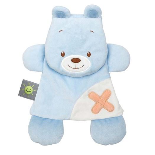 Nattou Buddiezzz snutte gelpack, björn