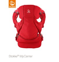 Stokke MyCarrier Front and Back Carrier, red