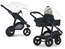 Crescent Trike 2017 duovagn, black/white