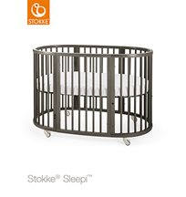 Stokke Sleepi inkl madrass, hazy grey